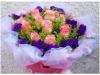 同城速递鲜花、生日花束,花篮