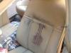 翻新汽车真皮座椅从新上色修复